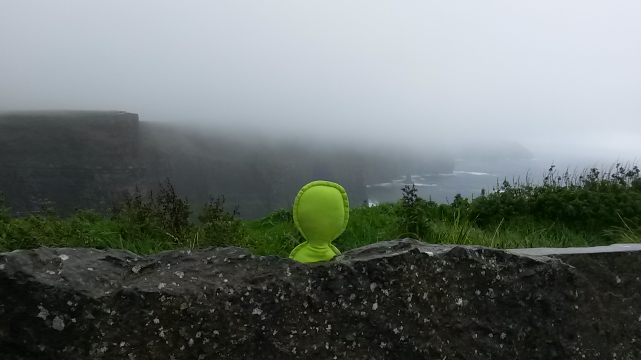 Irlanda - Cliff of Moher
