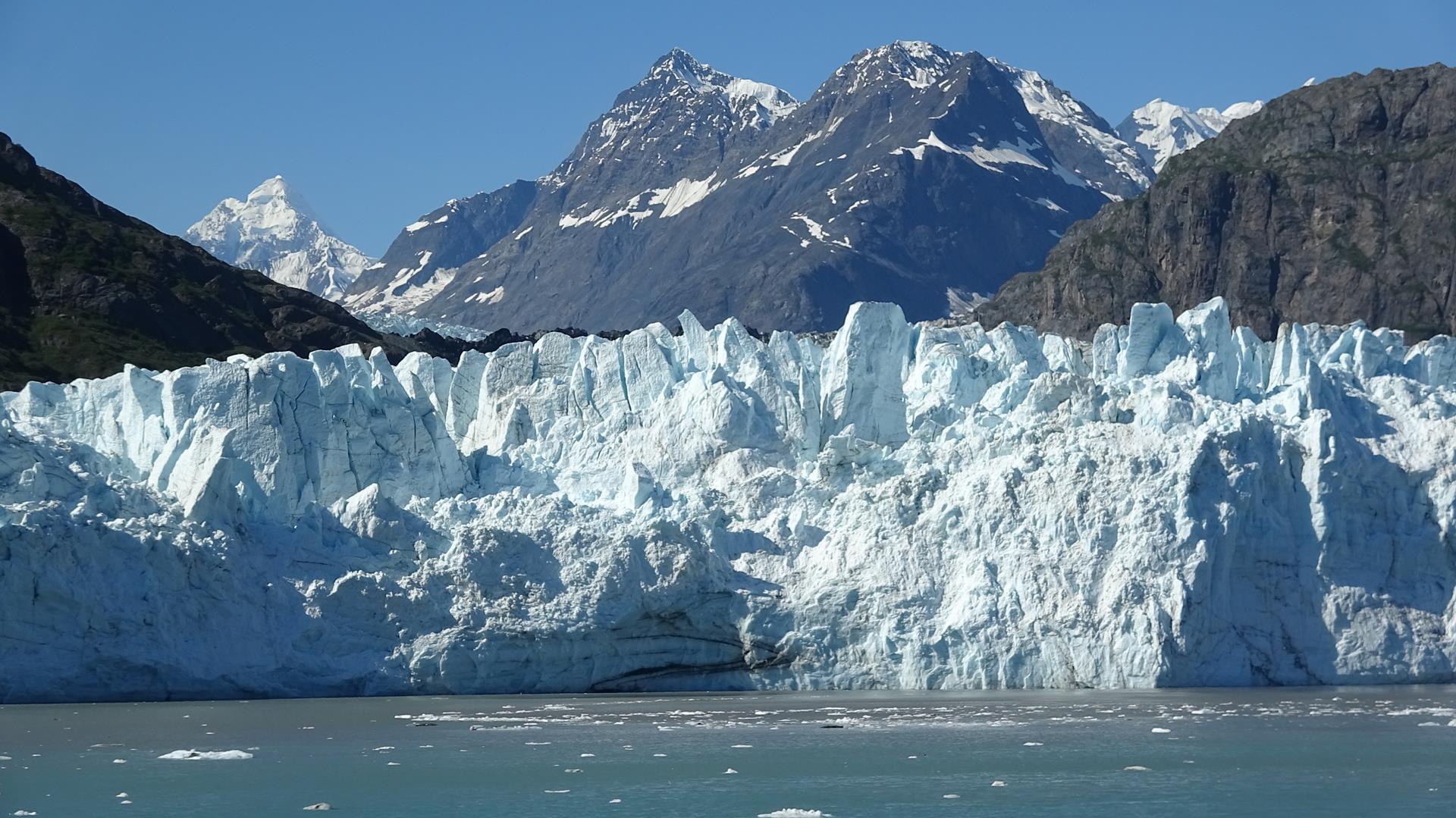 Bahía de los Glaciares (Alaska)