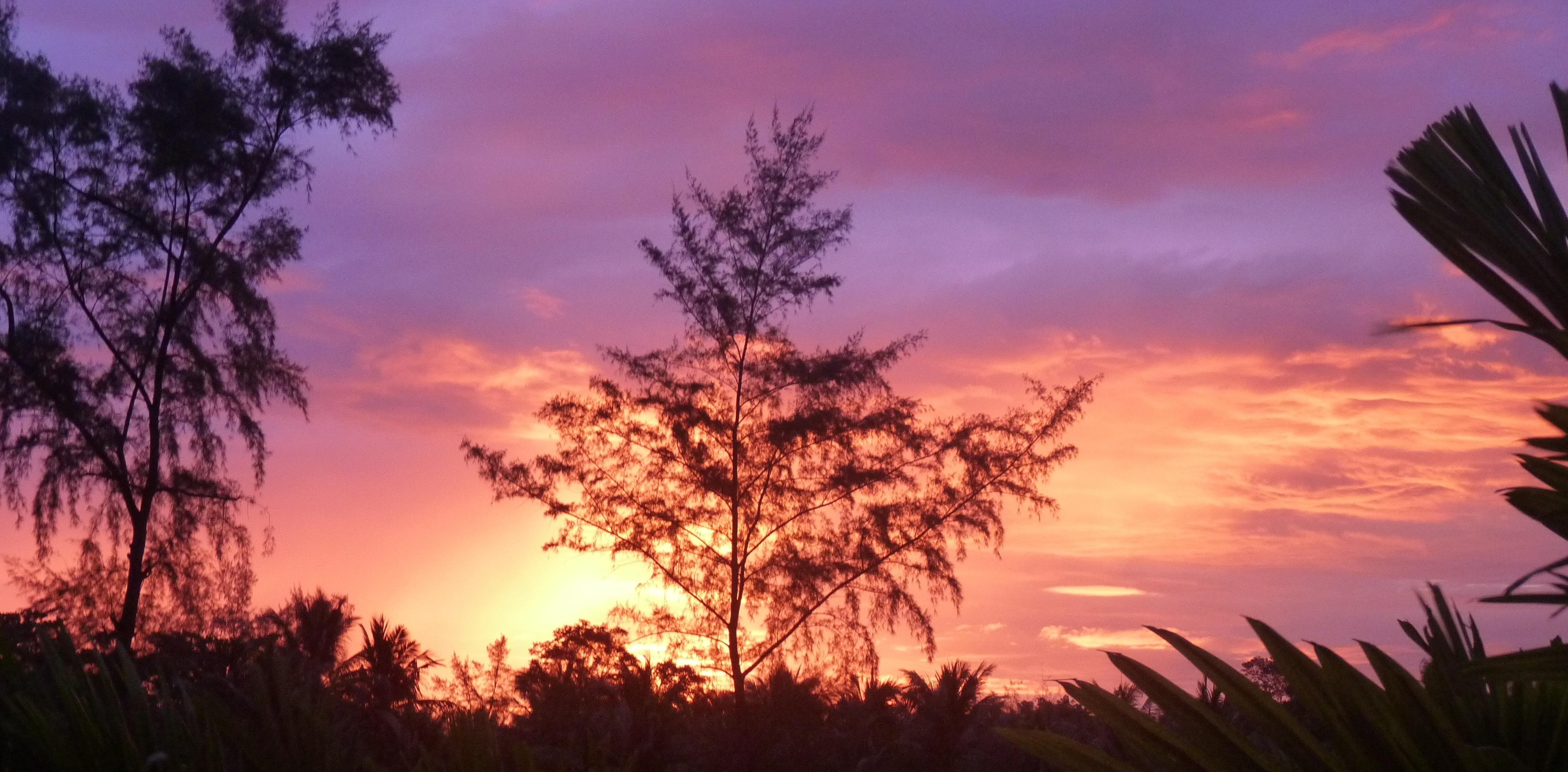 Comiat de foc a Krabi
