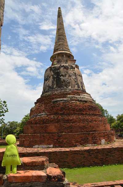 En Karebo a Tailàndia