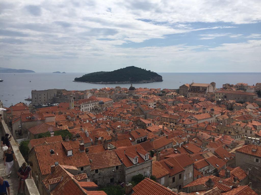 Teulades de Dubrovnik