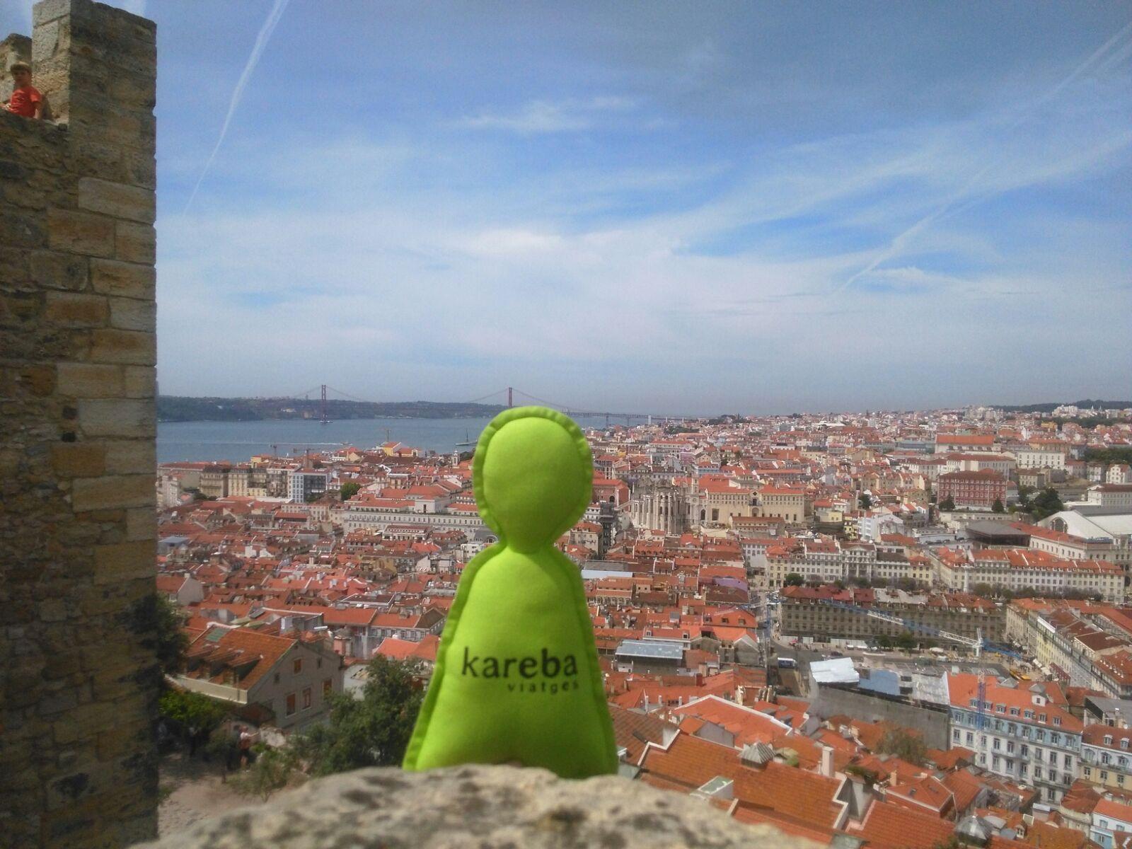 Karebo en Lisboa