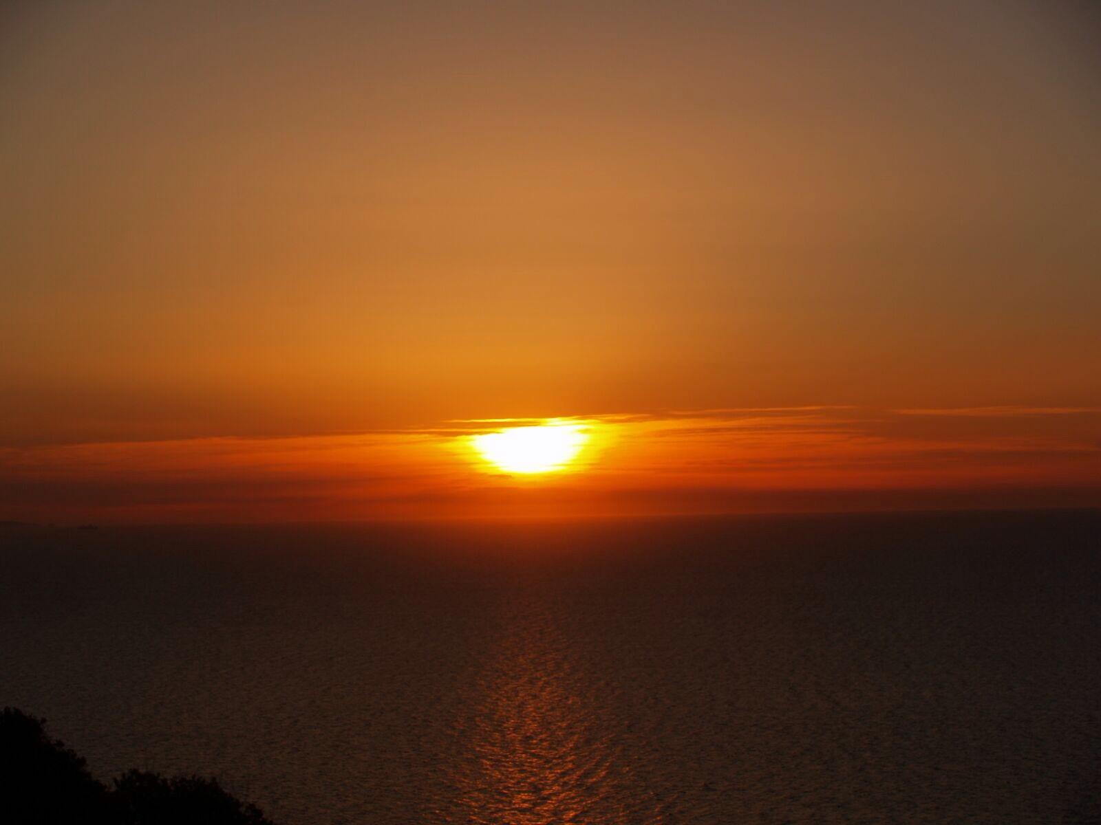 Puesta de sol Cerdeña
