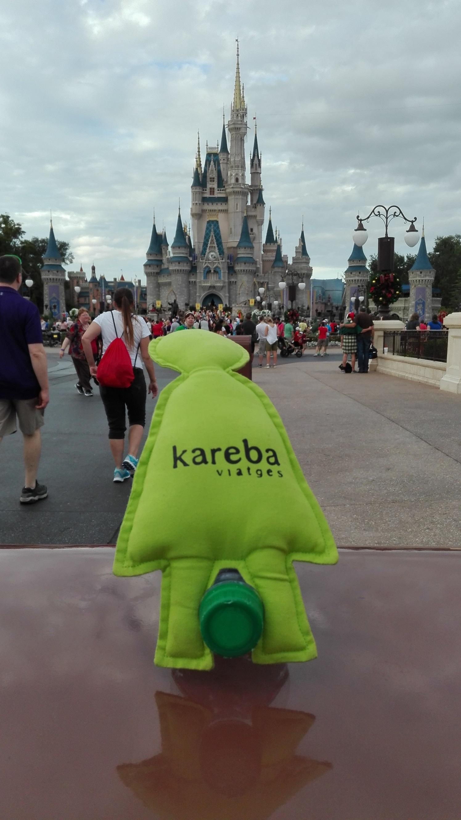 El país de la fantasia a Disneyworld Orlando