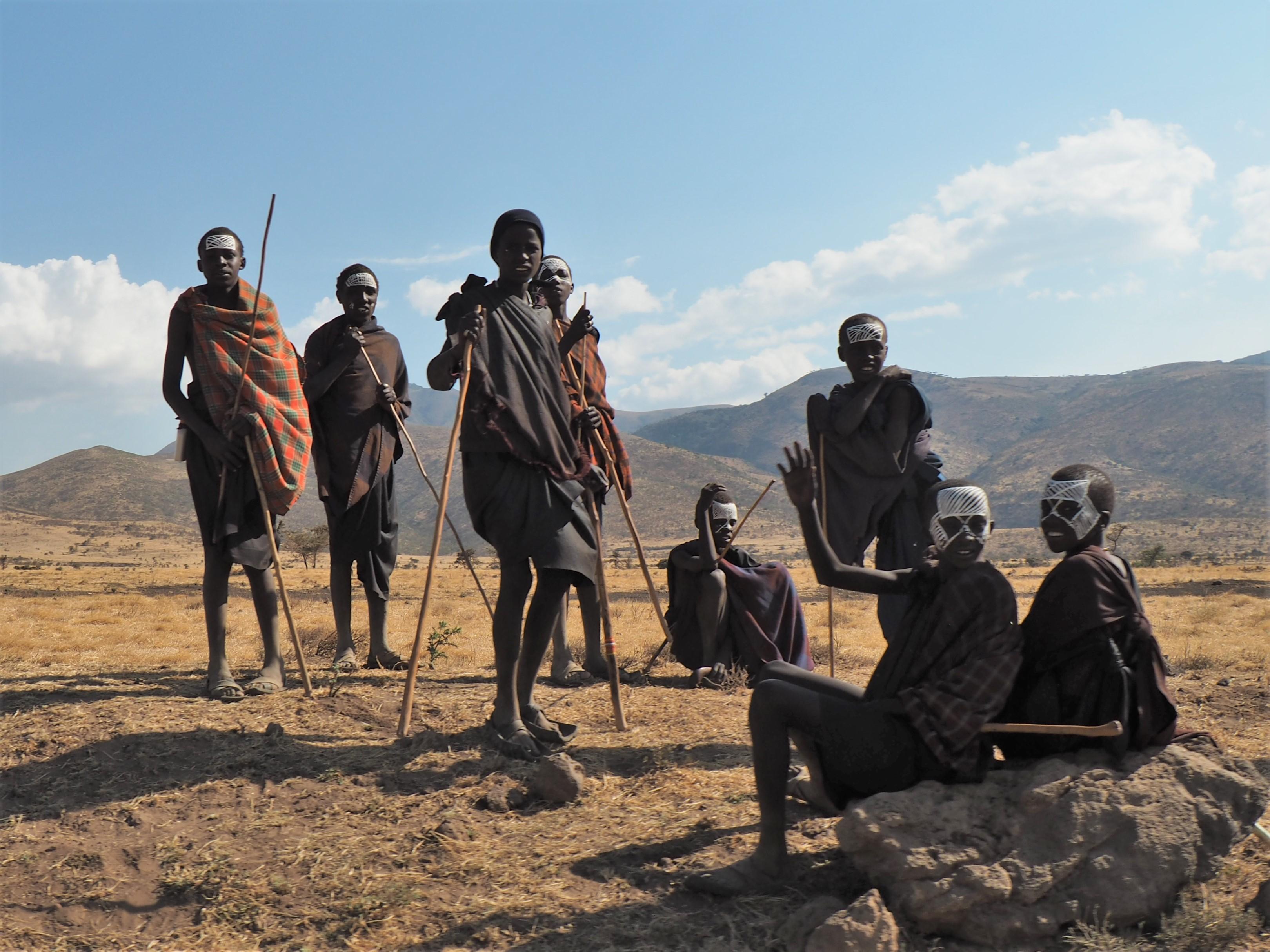 joves masai
