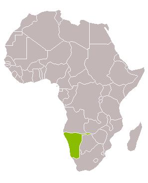 Namibia clàssica