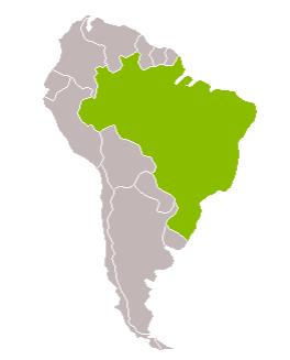 Pantanal, Iguazú i Amazonia