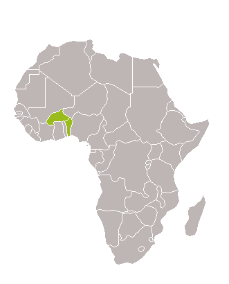 Burkina Faso i Benín