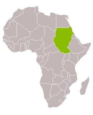 Sudan. Regió Nubia i Nil