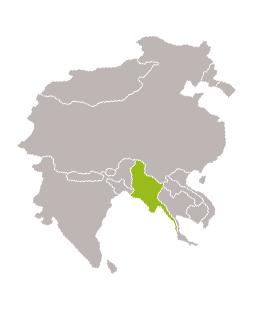 Meravelles de Myanmar