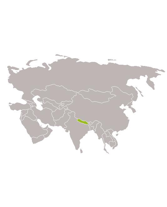 Nepal trekking Annapurnes