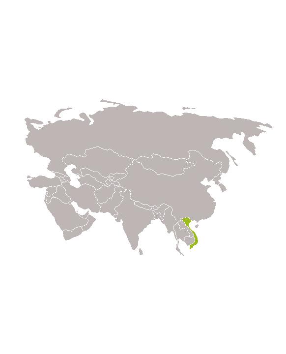 Vietnam i Cambodja