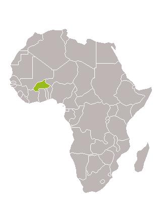 Burkina Faso: Lobis Senufos Mosis...