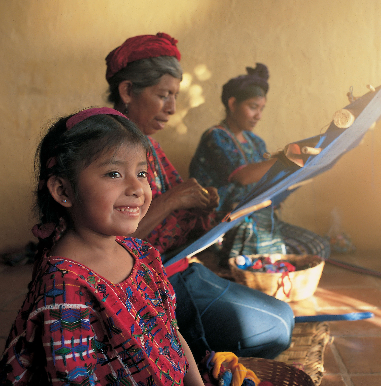 Cultura Maya viva