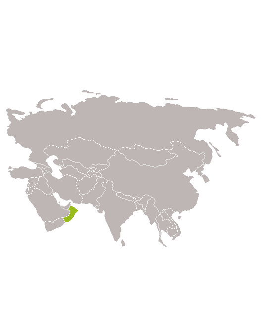 Oman. El secret d'Aràbia