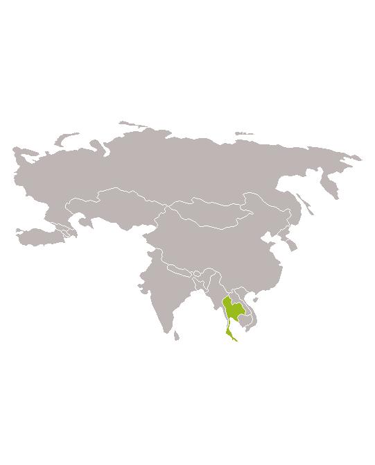 Tailàndia Regne de Siam i Krabi