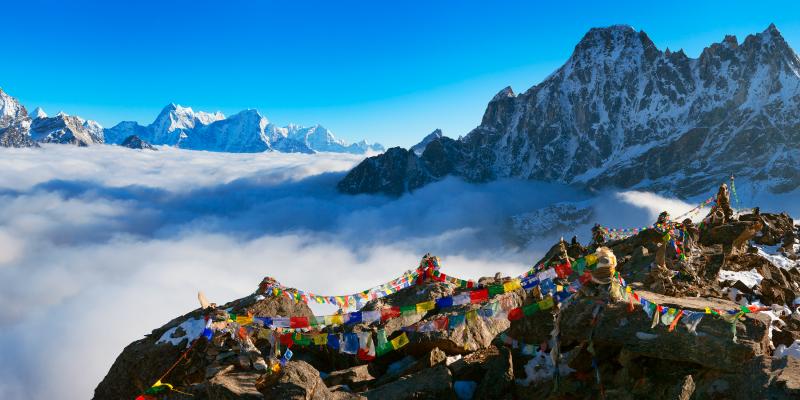 Visita Nepal amb els nostres viatges personalitzats